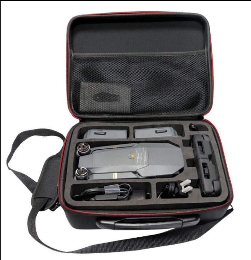 light weight portable Handheld Suitcase for DJI MAVIC PRO drones handheld portable metal detector handheld scanner handheld pro pointer for security screening