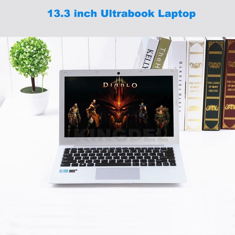 Intel i5 5th Gen CPU Ultrabook 13 3 font b Laptop b font Computer 8GB font