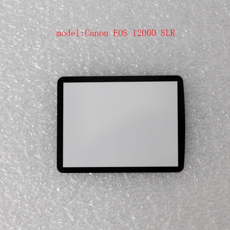 External Vitre outer Window Glass screen Repair parts For Canon EOS 1300D ;Rebel T6 ;Kiss X80 ; DS126621 SLR