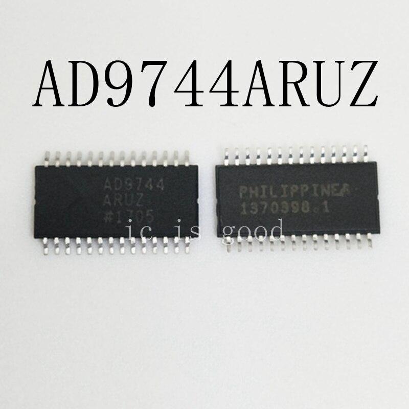 1PCS/lot AD9744ARUZ-REEL AD9744ARUZ AD9744ARU AD9744 TSSOP28