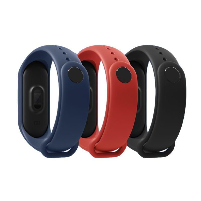 Bracelet Smart Xiaomi Mi Band 3 Miband 3 OLED écran tactile 0.78 pouce afficheur de message prévision météo tracker pour le fitness Xiaomi Band 3 - 2