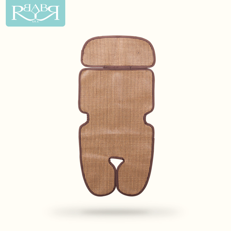 Babyruler brand umbrella stroller accessory summer mat bamboo mat super light stroller use only ...