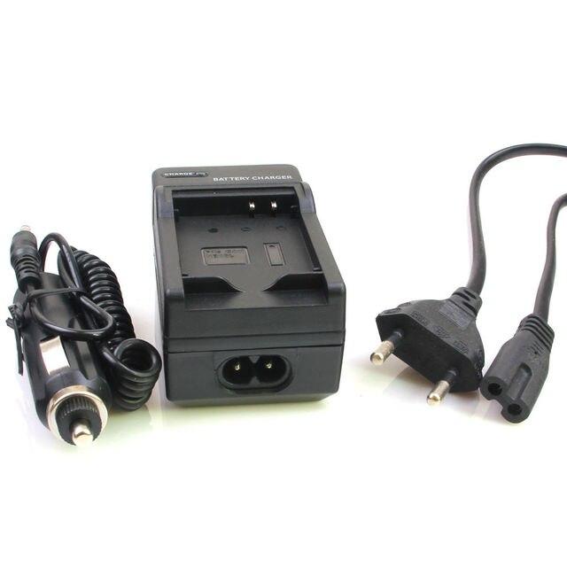 US/EU Plug EN-EL15 cargador de batería y cargador de coche adaptador para Nikon 1 V1... D600... D610... d750... D800... D800E... D810... D7000... D7100... D7200