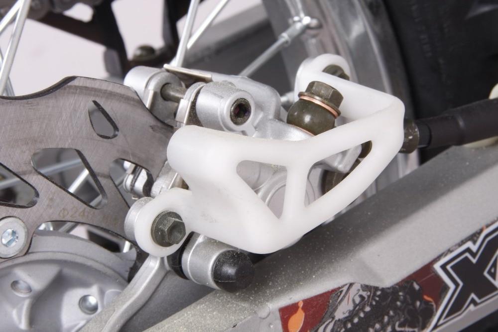 3pcs / rinkinys stabdžių diskas apsauginis dangtelis IKE CRF250 - Motociklų priedai ir dalys - Nuotrauka 4