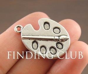 10 шт., металлические подвески для браслета, ожерелья, ювелирные изделия серебристого цвета, A1109