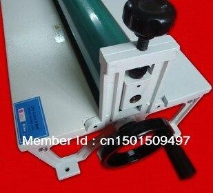 Настольный ручной холодный рулонный ламинатор 350 мм 13,7 ''высокое качество