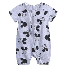 Newborn Baby Rompers Cotton Toddler Girls Boys Clothing Set