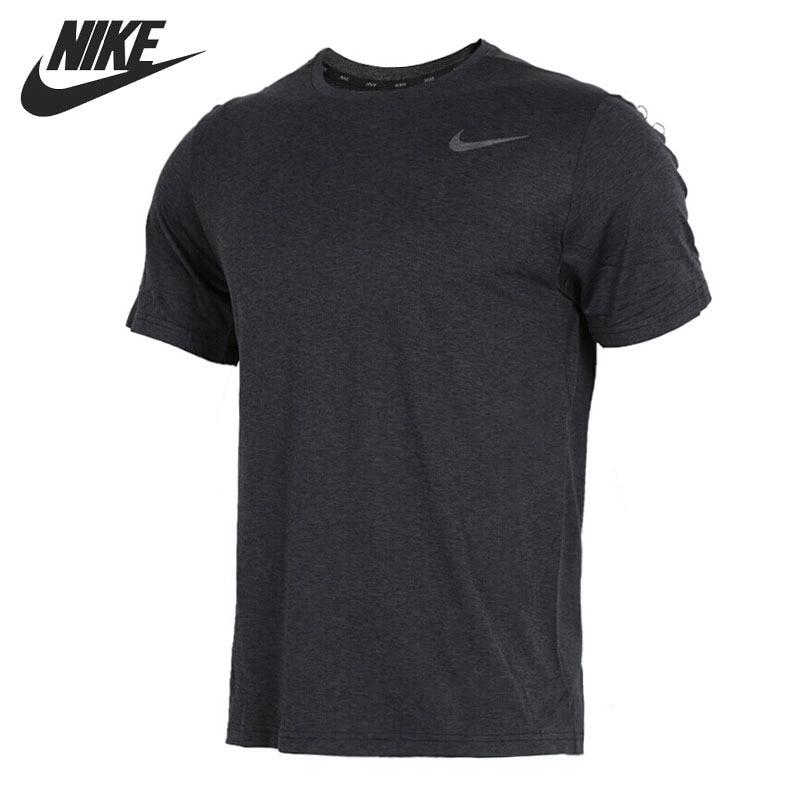 Original New Arrival 2018 NIKE BRT TOP SS HPR DRY Men's T-shirts short sleeve Sportswear adidas original new arrival official originals s s camo color men s t shirts short sleeve sportswear cd1696