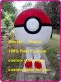 Pokemon перейти мяч костюм талисмана обычай необычные костюмы аниме косплей комплекты mascotte необычные dress carnival costume41366
