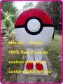 pokemon go ball mascot costume custom fancy costume anime cosplay kits mascotte fancy dress carnival costume41366