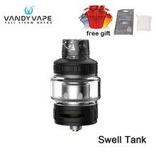 Free Gift ! Original Vandy Vape Swell Sub Ohm Tank Atomizer 4.5ml with 0.15ohm mesh coil Electronic Cigarettes Vaporizer цена и фото