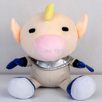 New Cute Anime Soft Pikmin 2 Captain Louie Plush Doll Stuffed Toys Children's Gift Toy Kids Cartoon Xmas Gift 8 Inch