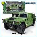 Mr. Froger Battlefield Vehículo Humvee Militar militarista de aleación Modelo de coche de metal Refinado NOSOTROS los militares campo coche de la demostración modelo