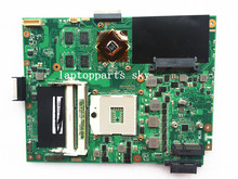 Оригинальный новый ноутбук материнская плата для ASUS K52JC REV: 2.1 DDR3 N11M-GE2-S-B1 mainboard