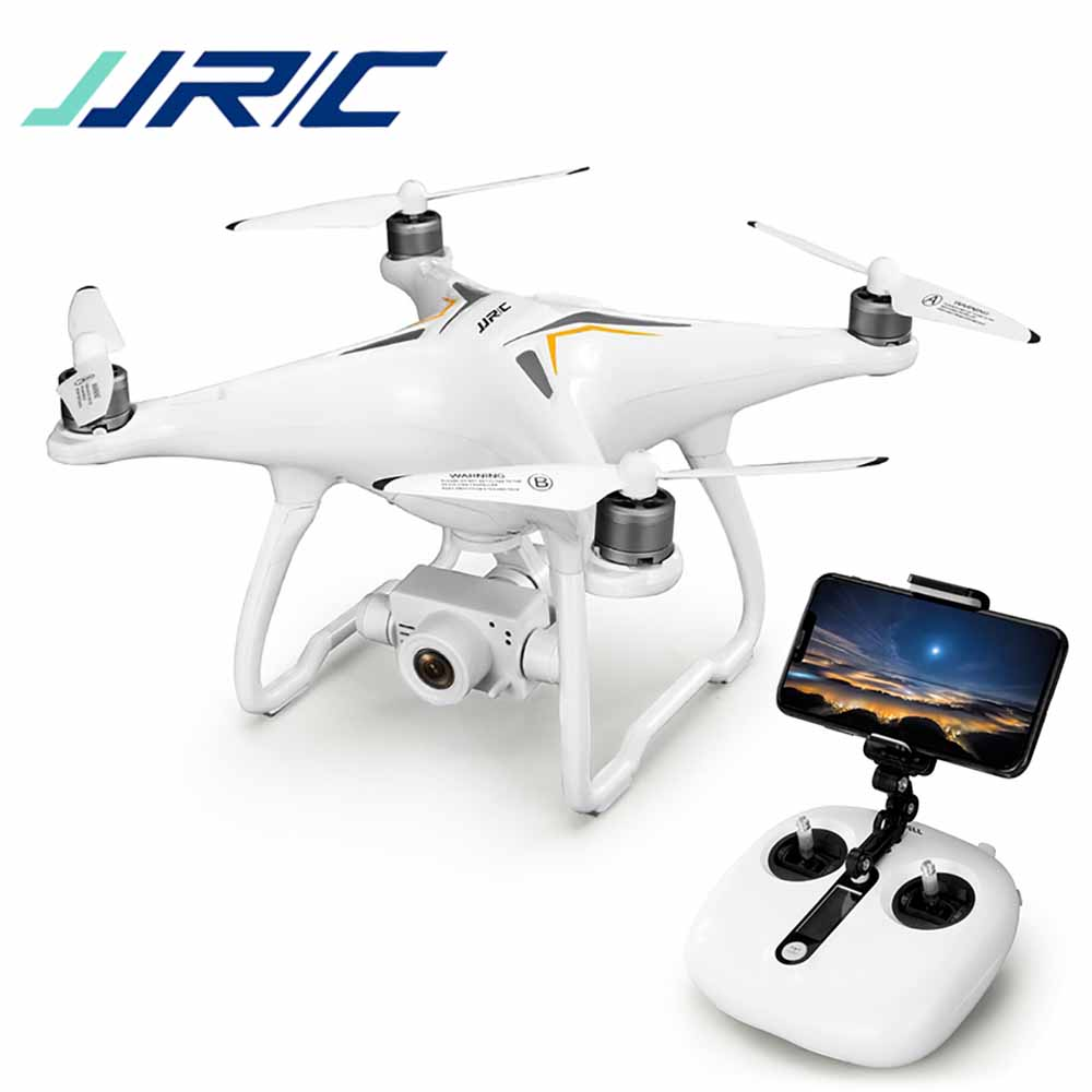 JJRC X6 GPS RC Drone Brushless Professional 5G Follow Me WiFi FPV 1080P HD Camera VS Selfie Remote Control Quadcopter Drone X9(China)