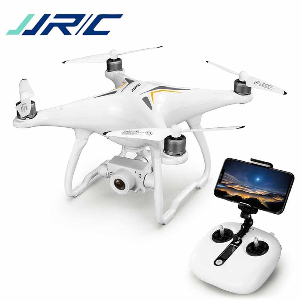 JJRC X6 GPS RC Drone Borstelloze Professionele 5G Follow Me WiFi FPV 1080 P HD camera VS Selfie Afstandsbediening control Quadcopter Drone X9