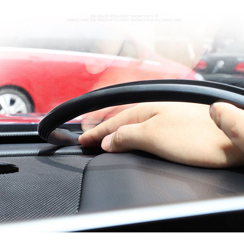 Car Styling Stickers Dashboard Sealing Strips Auto Interior Accessories for BMW E36 E46 E90 Lada Vesta Granta Ford Focus 2 3 Mk2 in Car Stickers from Automobiles Motorcycles