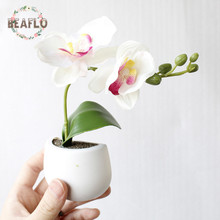 Фотография Artificial Silicone Succulent Plant Fridge Magnet For Home Hotel Party Decoration Bonsai