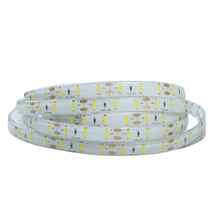 DC12V 5m 60led/m 7020 SMD Fita led flexible strip light ip65/non waterproof Indoor /Outdoor LED Ribbon Tape Ribbon lamp Lampada