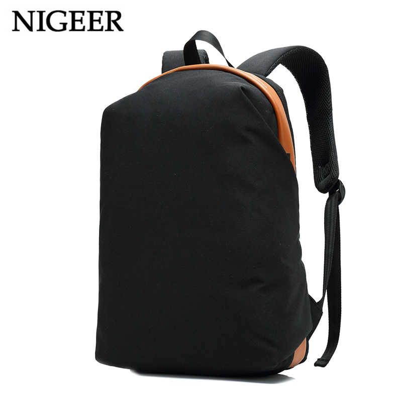 NIGEER Men 15.6 inch Laptop Backpack Waterproof School Bags For Teenagers Leisure Travel Backpacks n2385