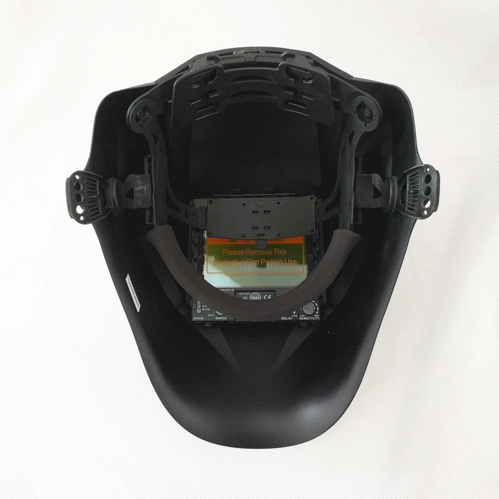 Image 5 - Welding Helmet Top Optical Class 1111 Full Shade 3 13 Viewing Area 100x65mm Welding Mask-in Welding Helmets from Tools