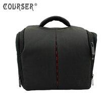 COURSERR SLR Camera Shoulder Bag Handbag With A Rain Cover Camera Case