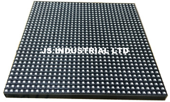 P6 Indoor SMD 3in1 Full Color Led Panel Display Module 1/16scan - 192*192mm - high quality p3 indoor smd 3in1 full color led panel display module 1 32 scan 192 192mm without mask high quality