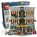 2232 шт. 15005 Создатель Grand Emporium модульные здания коллекция 3D Модель Строительные Блоки Игрушки Совместимы с Lego
