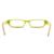 Laura de Hadas Marca Diseñador Acetato Gafas de Lectura Rojo Amarillo Color bloque de Impresión Láser Gafas de Lectura 1.0 1.5 2.0 2.5 3.0 4.0