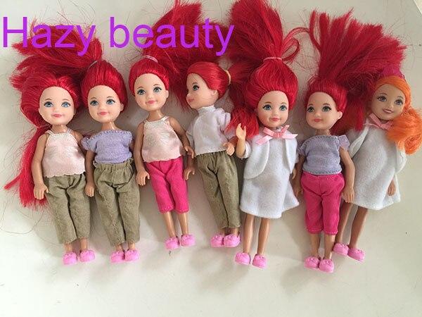 15 см маленькие куклы весьма прелестные и красивые BBI965