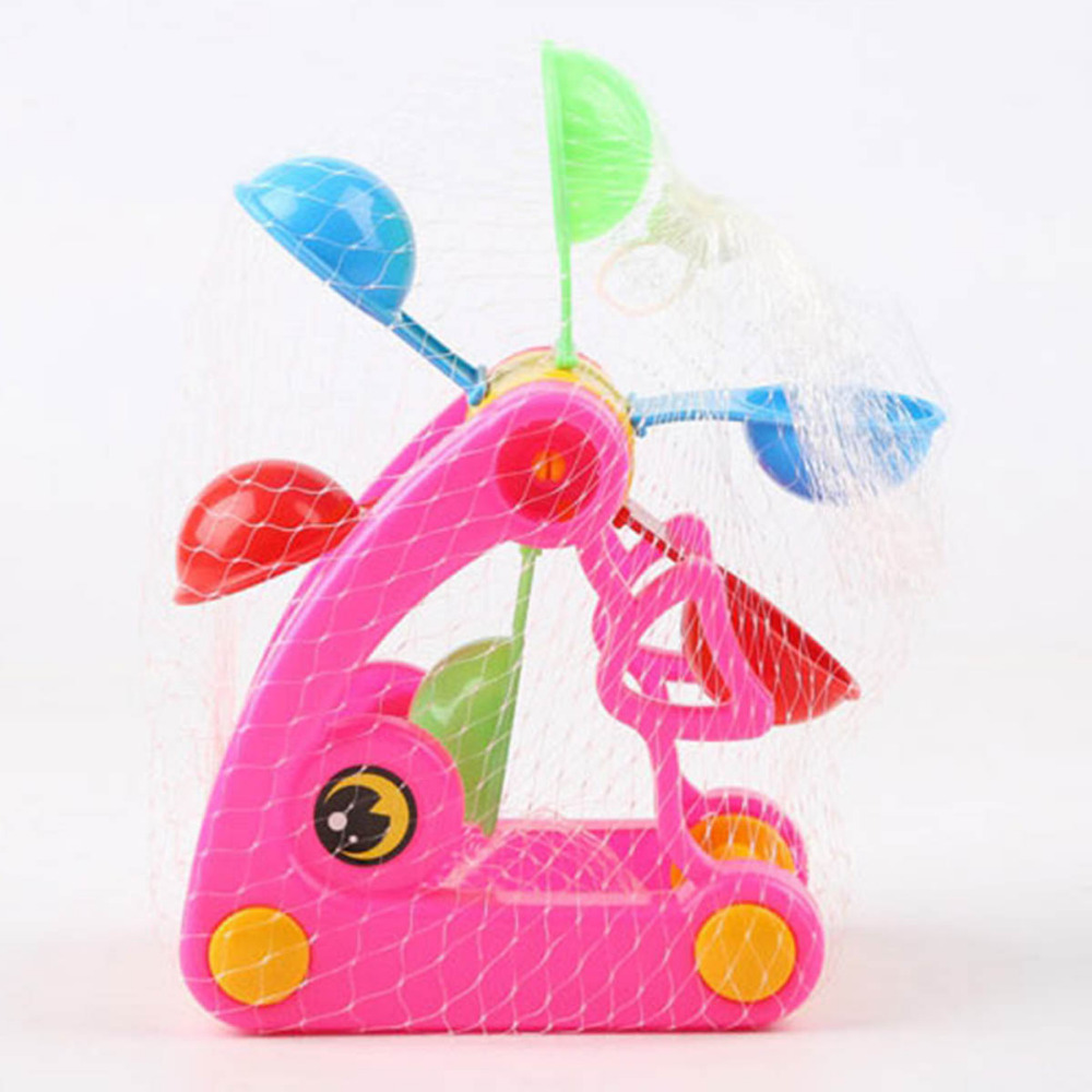 Bath Toy Classic Windmill Waterwheel Play Sand Water Tool Swimming Pool Bathing Beach Party Childs Kids Bath Summer Toys Gifts