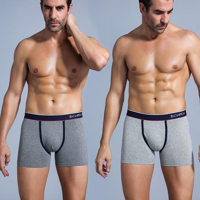 Calzoncillo hombre Algodon de hombre underwear men Moda calvin c* boxer