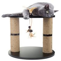 Дерево Домашние животные дерево кошка турник Игрушечные лошадки интерактивные gatos интересные домашних животных милые мягкие продукты для