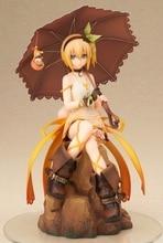 21 см японского аниме Рисунок сказки zestiria аниме Эдна фигурку Коллекционная модель игрушки для мальчиков