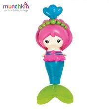 Игрушка для ванны Munchkin Русалочка голубой от 18 мес
