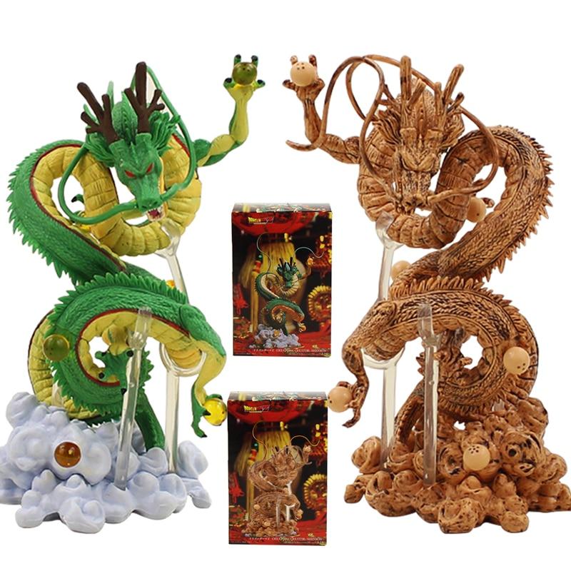 Dragon Ball Z Shenron Shenlong 16cm Creator X Creator PVC Action Model Figure Toy