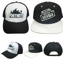 1940f28f36c Adult s Battle Royale canvas Trucker hat Baseball Cap Adjustable Hat Hip  Hop Hat cotton Snap hat