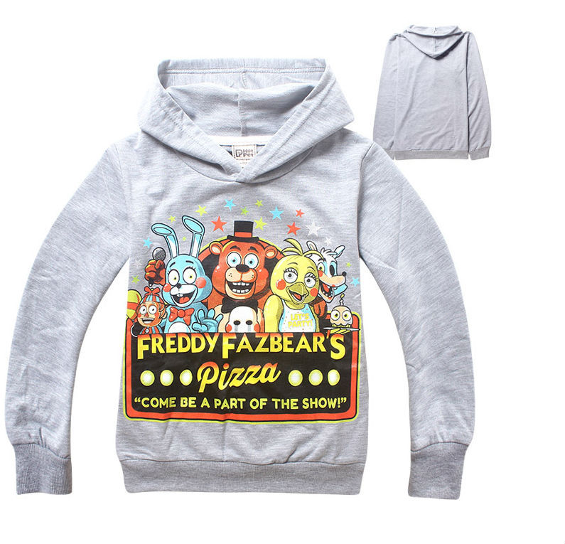 Five Nights At Freddy/'s Pizza Boy/'s Hoodie