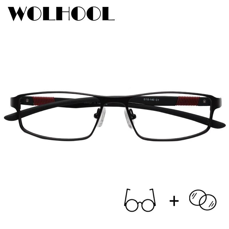Männer Und Myopie Silber Brille Lesen 02 Rechteck Photochrome Legierung 2019 Männlichen 01 Brillen Optische wXcYU66tTq
