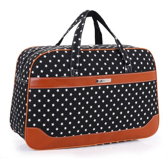 Aliexpress.com : Buy New Arrival Large Capacity Canvas Duffle Bag ...