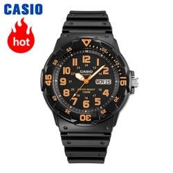 f16ac5d5b6ed Casio watch Analogue Men s Quartz Sports Watch Fashion Trends Waterproof  MRW-200