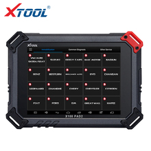 2017 XTOOL X100 PAD2 OBD2 Auto Key Programmer Odometer Correction Tool Code Reader Car Diagnostic tool with Special Function