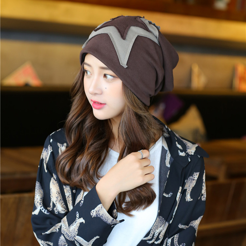 2016 Solid Five-pointed Star Women's Hats Female Men's Winter Warm  Hat Khaki Beanies Gorros Hip Hop Cap Bonnet Acrylic Touca