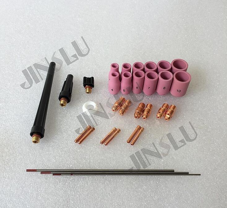 Wp 9 wp9 wp20 wp25 master kit вольфрамовый электрод Цанга корпуса