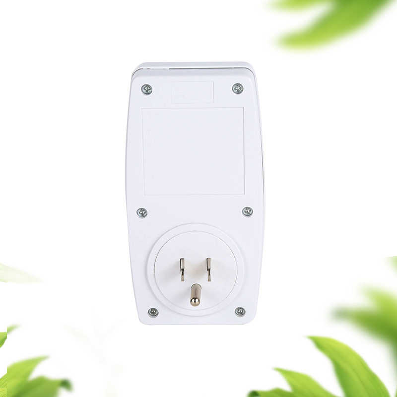 Nouvelle télécommande sans fil maison prise de courant interrupteur de lumière prise 1 télécommande US EU connecteur prise DC 15 V livraison directe