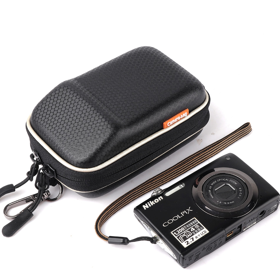 HUWANG Digital Camera Hard Case Bag For Fujifilm XP200 XP170 XP160 XP150 XP130 XP120 XP100 XP90 XP80 XP70 XP60 XP50 XP40 XP30