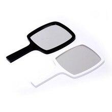 Портативное акриловое зеркало для макияжа персонализированные свадебные подарки черный белый 2 цвета