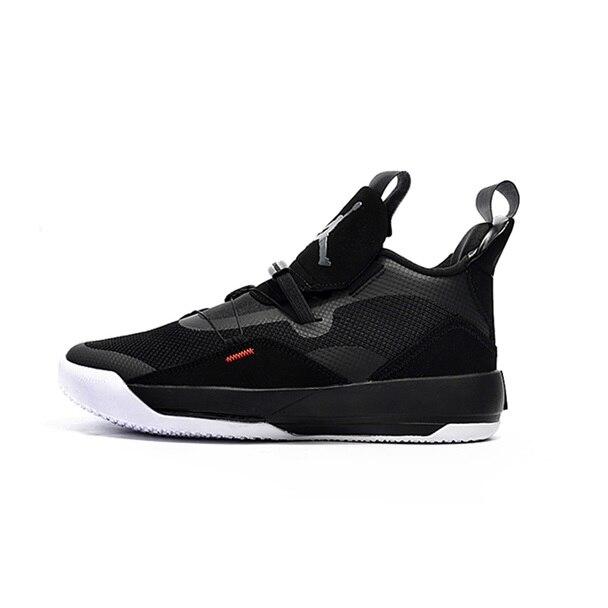 fa4853a9f9ffd5 Jordan Retro 33 XXXIII Multi-color Basketball Shoes Men Outdoor training  Sneaker Black Hot Sale