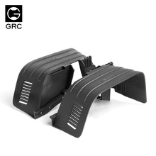 1/10 RC Crawler Car Front & Rear Mud Flaps Fender for Axial SCX10 90046 90047