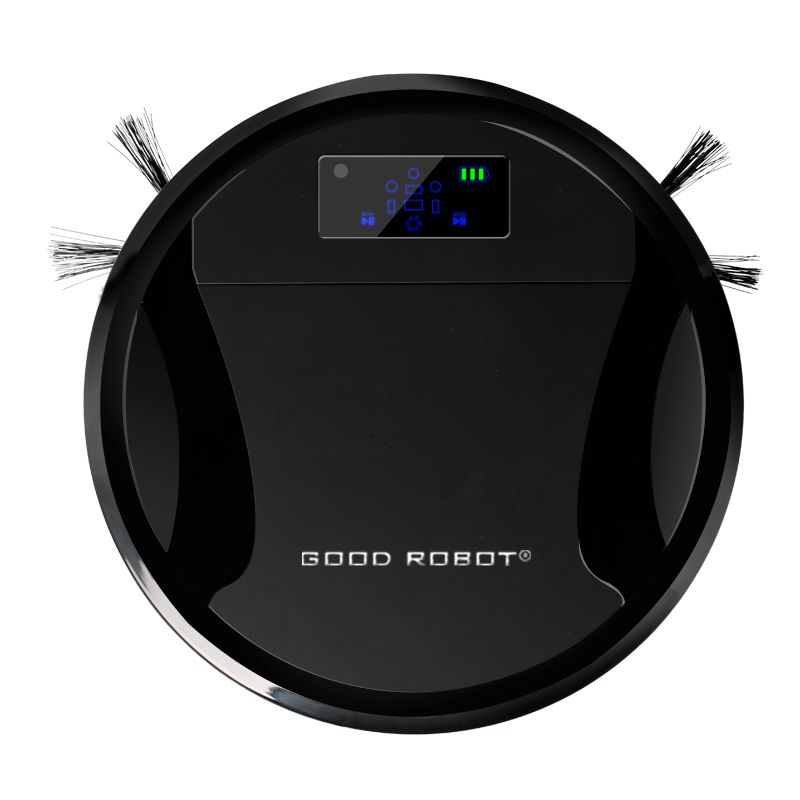 Wet And Dry Robot Vacuum <font><b>Carpet</b></font> Cleaning Machine Anti Collision Robot Cleaner Smart Robot Machine Light Weight Auto Scrubber